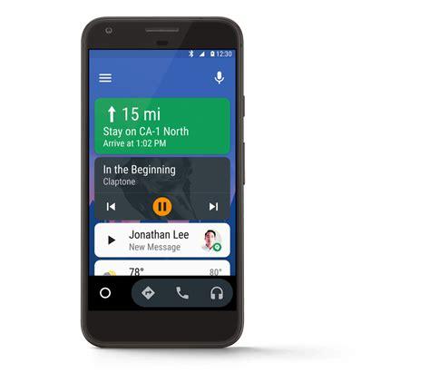 application android auto messenger d 233 sormais compatible avec android auto frandroid