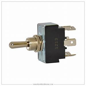 Momantery Dpdt Toggle Switch