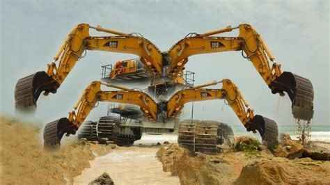 amazing construction machinery compilation