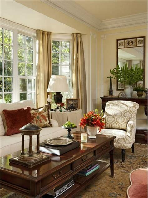 Traditional Interior Design Ideas by Traditional Colonial Living Room By Timothy