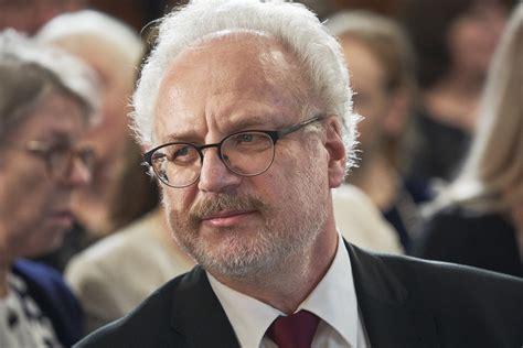 Latvia's Elects First Jewish President   Matzav.com