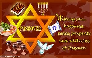 Happy Easter & Passover!