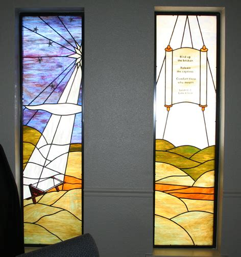 religious stained glass  frisco plano tx stained