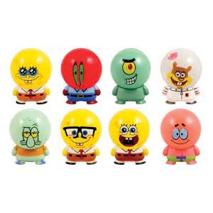 novelty toys and spongebob buildable figure shop geddes