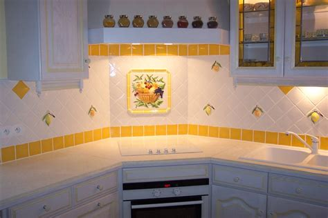 faience mural cuisine davaus decoration cuisine faience avec des id 233 es