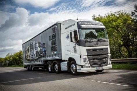volvo trucks supports speed limit rise commercial