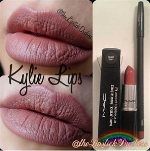 """Kylie Jenner"" Lip inspired Look using Mac Cosmetics ..."