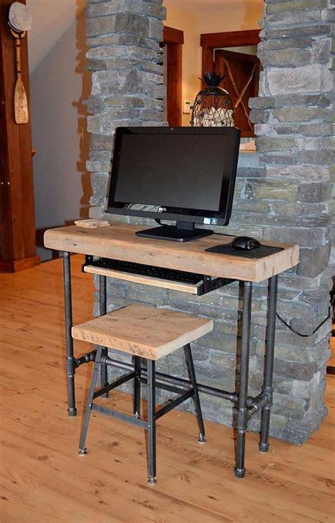 petit ordinateur de bureau petit ordinateur bois urbain bureau d idee