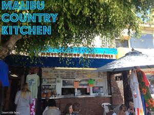 country kitchen malibu a weak end to the weekend 171 insert title here 2843