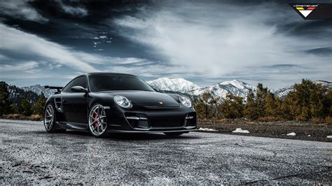 vorsteiner porsche   rt edition  turbo wallpaper