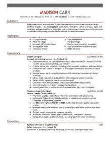 resume sles for designers intern graphic design resume sales designer lewesmr
