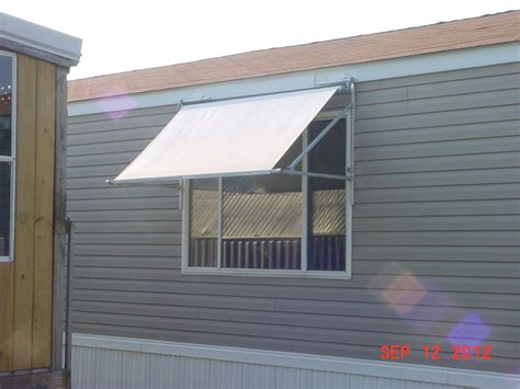 Awning Construction For Window