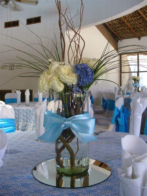 Baptism Decoration Ideas For by Bautizo Christening Centerpiece Wedding Ideas Diy