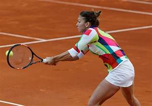 Romania's Simona Halep reaches semifinals in Madrid, her ...
