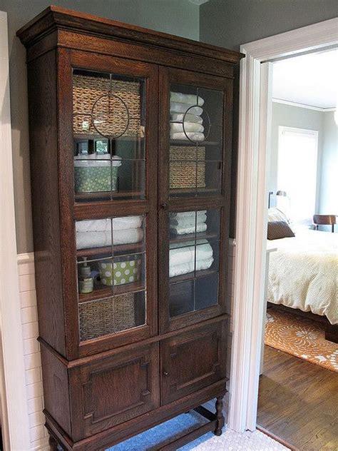 Linen Armoire Storage by 25 Best Ideas About Linen Cabinet On Linen