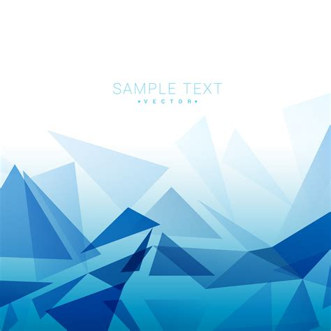 Backdrop Background Design by Triangle Shapes Background Free Vector