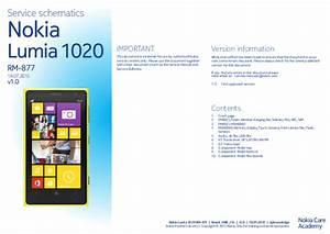 Nokia Schematic  U0026 Diagrams