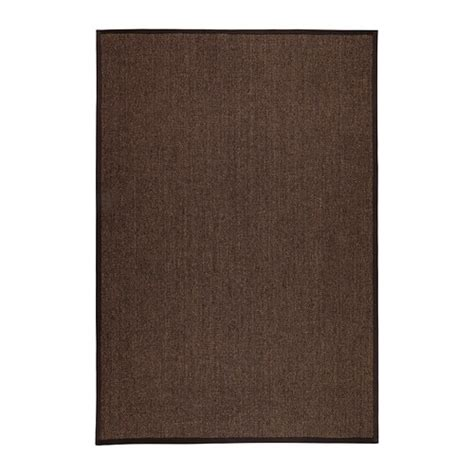 alfombra living sisal 230 x osted rug flatwoven 4 4 quot x6 5 quot ikea