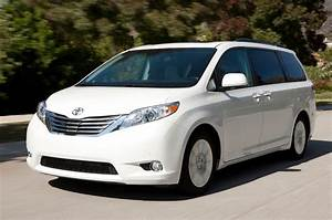 2013 Toyota Sienna Reviews And Rating