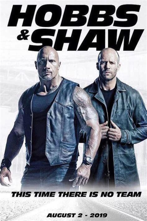 rapidos  furiosos hobbs shaw trailer subtitulado