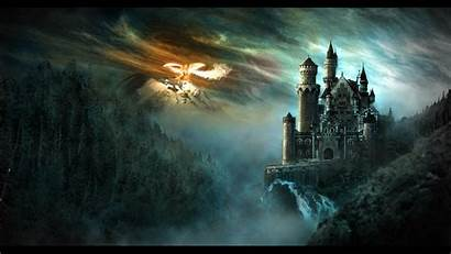 Realms Forgotten Dragons Wallpapers Magic Rpg Puzzle