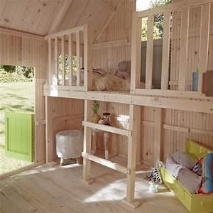 Maisonnette En Bois Castorama : maisonnette en bois alaria castorama jardin pinterest ~ Dailycaller-alerts.com Idées de Décoration