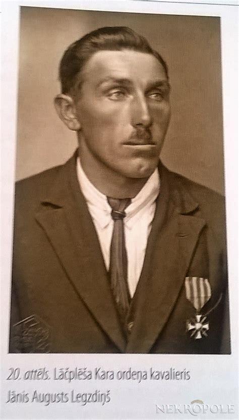 Jānis Augusts Legzdiņš