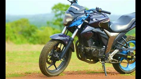 Modified Gixxer Bike by Modified Suzuki Gixxer 155