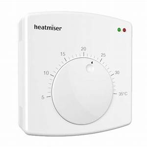 Room Thermostat From Heatmiser