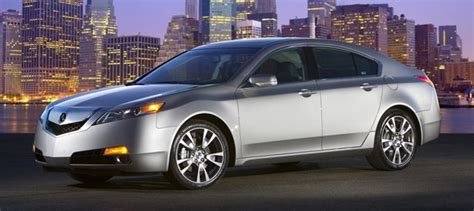 Acura Tl Makes Forbes 10 Most-reliable Used Cars List