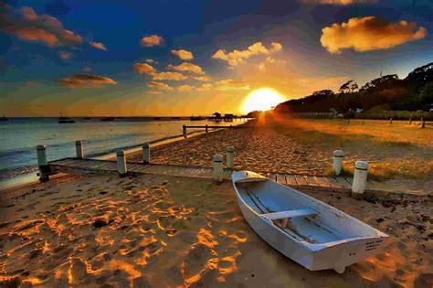 Beach, Sunset, Australia, New, Hd, Wallpapers, Free