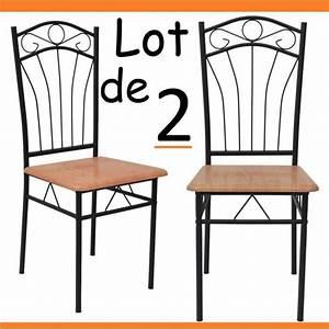 Chaise Fer Forgé : chaise en fer forge achat vente pas cher ~ Teatrodelosmanantiales.com Idées de Décoration