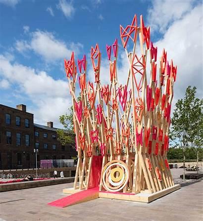 Structures Architecture Pavilions London Architectural Architects Building