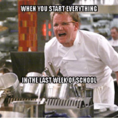 Last Week Of School Meme - 25 best memes about last week of school meme last week of school memes