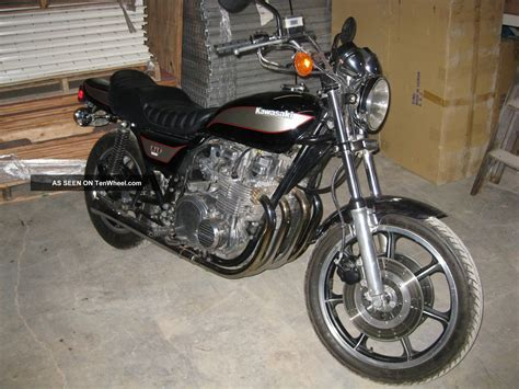 1980 Kawasaki Ltd 1000 by 1980 Kawasaki 1000 Ltd All Stock Bike Fair Starting Bid