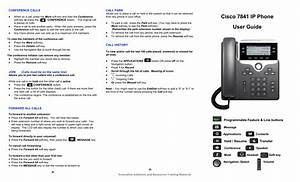 Cisco 7841 Ip Phone User Guide