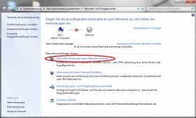 Neues Netzwerk Einrichten : einrichtung eines wlan netzwerk zugangs unter windows 7 ~ Watch28wear.com Haus und Dekorationen