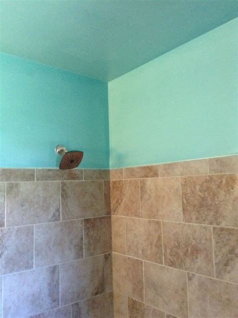Wall Color Is Jamaica Bay, Behr Paint Turned Out Pretty