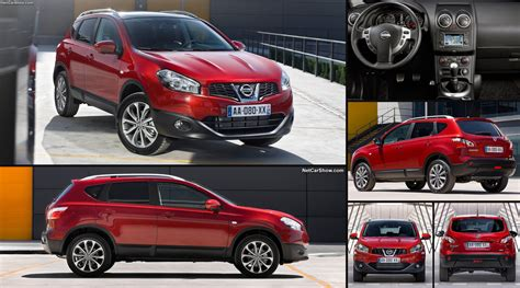 nissan qashqai  pictures information specs