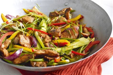 chicken stir fry recipes hoisin chicken stir fry
