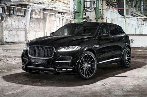Modifikasi Jaguar F Pace by Bukan Cuma Til Gambot Hamann Juga Suntik Ekstra Tenaga