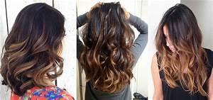 Balayage Cheveux Frisés : balayage sur cheveux chatain clair lisse ~ Farleysfitness.com Idées de Décoration