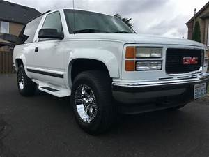 1995 1996 1997 1998 1999 K5 Blazer Chevy Tahoe Gmc Yukon 2