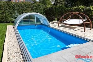 Pool Mit überdachung : berdachungen glocke pool gmbh ~ Michelbontemps.com Haus und Dekorationen