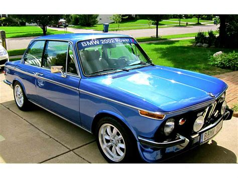 1974 Bmw 2002 For Sale  Classiccarscom Cc950332