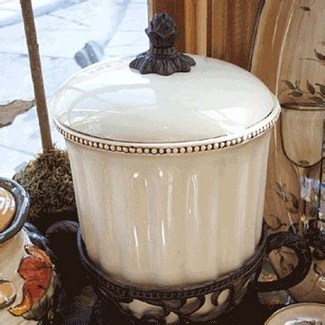 french country cookie jar   home pinterest
