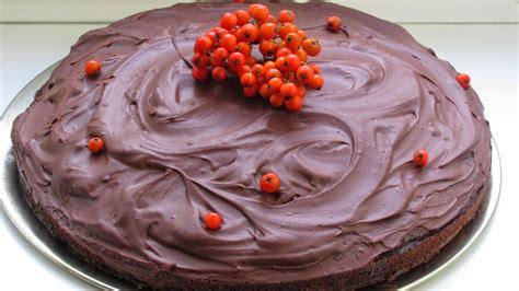 Janas kūkas: Vienkāršā šokolādes kūka