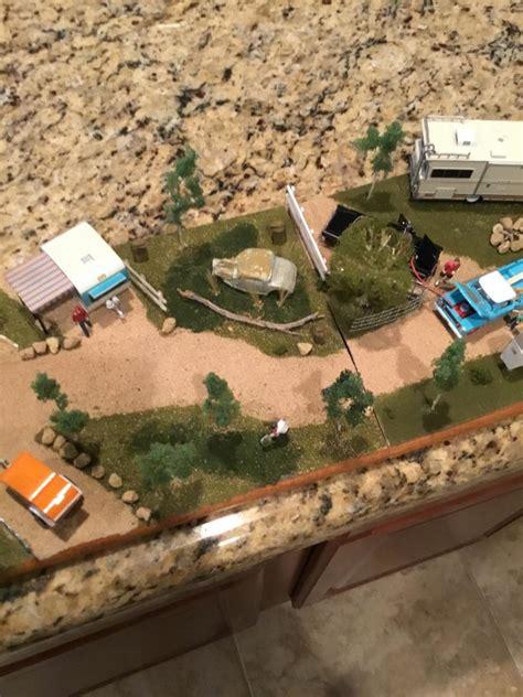 camping diorama dioramas model cars magazine forum