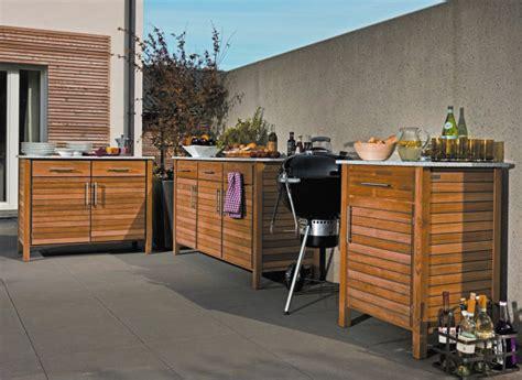 Exklusive Outdoor Küchen