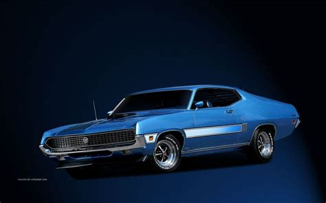 17 Best Images About **muscle Cars--ford Torino Cobra** On
